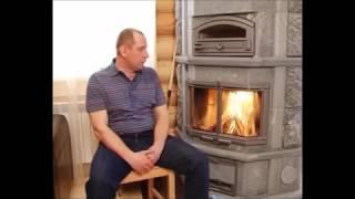 видео Отопительные печи и камины от компании Tulikivi