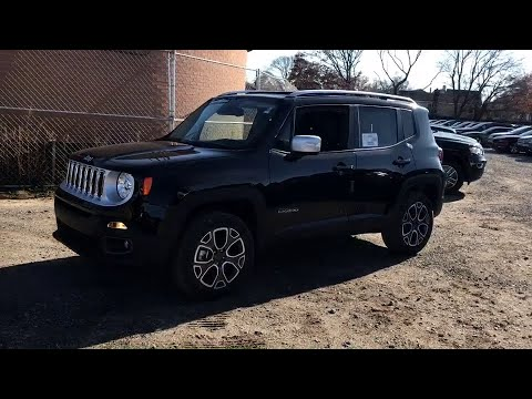 2017 jeep renegade brooklyn queens nassau county hempstead westbury ny 17j0235 youtube. Black Bedroom Furniture Sets. Home Design Ideas
