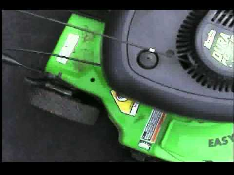 2000 Lawn Boy 10323 Self Propelled Dura Force Commercial Grade Mower You