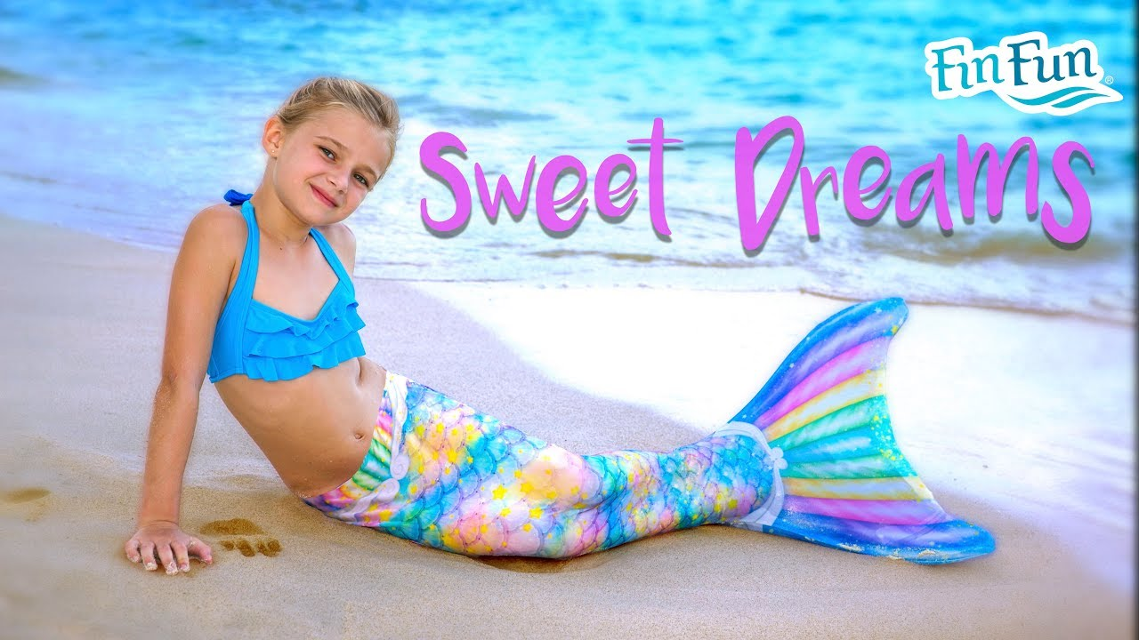 Sweet Dreams Limited Edition Tail | Fin Fun Mermaid Tails