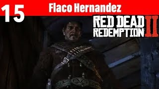 Red Dead Redemption 2 Part 15-Flaco Hernandez