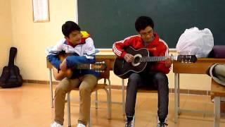 tiết học cuối cùng - guitar [ 10 Hóa ~ NT ]