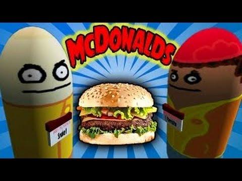 Начало апокалипсиса ЖЫРДЯЕВ | Citizen Burger Disorder