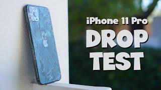 DROP TEST iPhone 11 Pro Max!