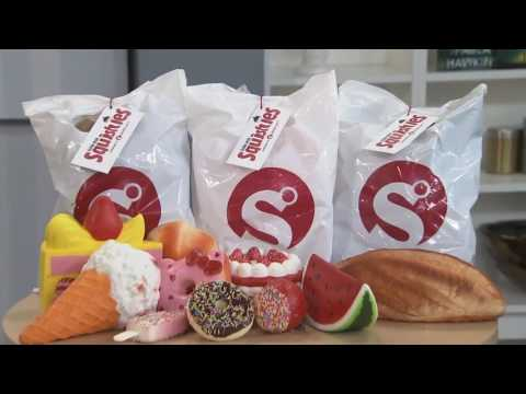Slow Rise Squishies - Cityline (May 10th 2017)