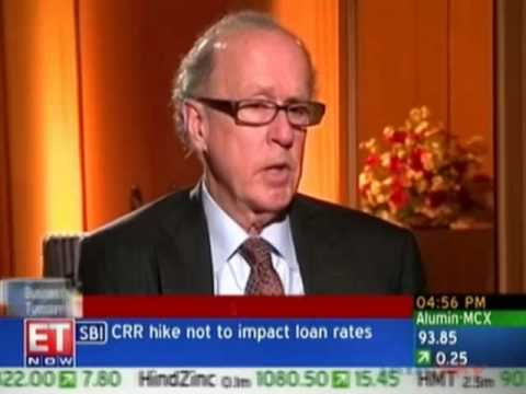 Stephen Roach on sovereign debt default fears in Europe