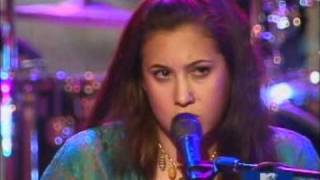 Vanessa Carlton - A Thousand Miles (TRL Live - 2002).mpg