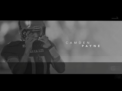Camden Payne (Quarterback) | Football Highlight Film 2017