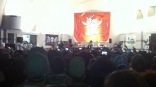 Live Performance @ 2012 B-BOY PARK, Hip-Hop Festival in Yoyogi Park...