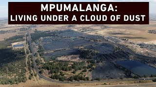 Environmental agency Greenpeace announced last year that the Highveld of Mpumalanga has the world's highest level of nitrogen dioxide in the air, based on analysis of satellite data. The area is the nation's coal heartland, home to over 100 coal mines. This pollution affects millions of people living in these communities and surrounding provinces such as Gauteng.