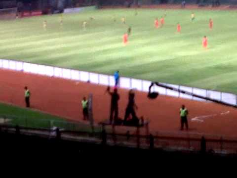 GBK 3 opening match persija v gresik united