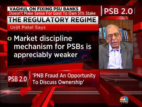 PSB 2.0 With N Vaghul, The Doyen Of Banking - PART 1