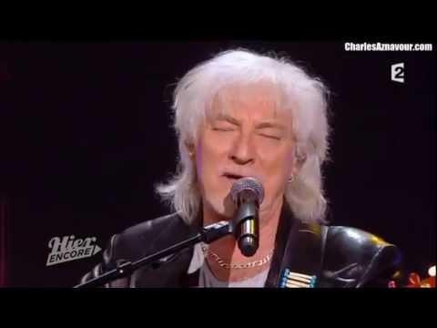 Hugues Aufray chante Brassens - J'ai rendez-vous avec vous - Olympia 2013