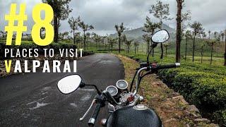 7 Places To Visit Valparai   Tourist Places in Valparai   Tourism   #001