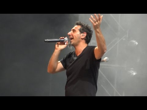 System Of A Down - Live @ Moscow 20.04.2015 (Full Show) by SHOCKER 999