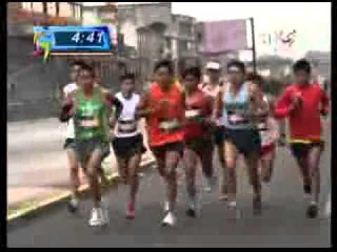 Reportaje Teleamazonas Quito 21K 2nda parte