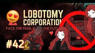 Lobotomy Corporation #42 - THE RED MIST (Gebura Core Suppression)