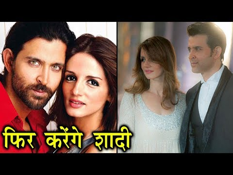 Hrithik Roshan might marry again ! from YouTube · Duration:  1 minutes 17 seconds