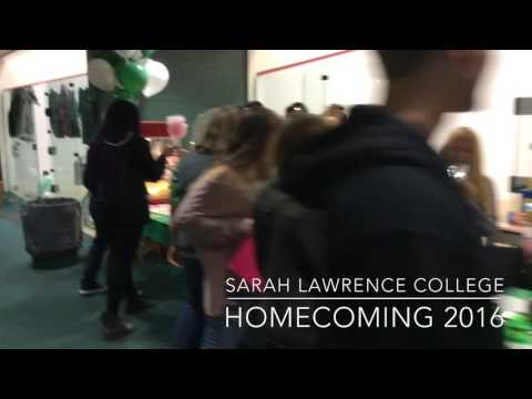 Sarah Lawrence College Mannequin Challenge