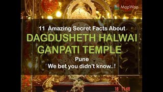 11 Amazing Secret Facts About Dagdusheth Halwai Ganpati Temple Pune, We bet you didn't know..!