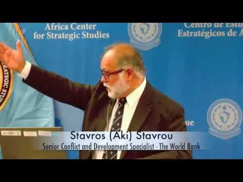 Africa's Evolving Security Landscape - Stavros (Aki) Stavrou