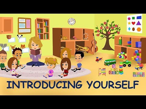 Introducing Yourself in English and Meeting New People