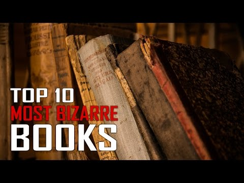 Top 10 Creepiest And Most Bizarre Books Ever Written