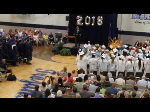 2018 East Jackson High School Commencement