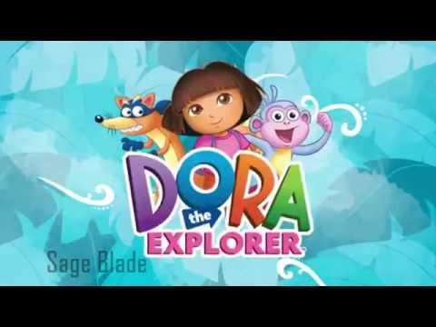 Brand New Dora Theme Song