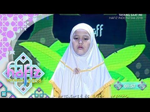 HAFIZ INDONESIA 2018 - Tantangan Harta Utsman Untuk Syifa [24 Mei 2018]