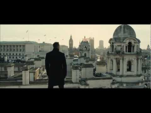 Skyfall Theme Song  James Bond