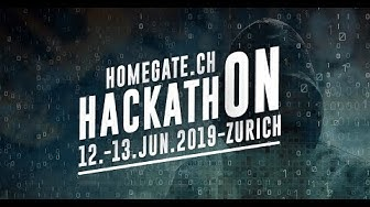 Homegate AG Hackathon 2019 - Summer Edition