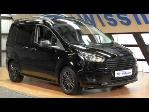 ford tourneo courier sport taclhc44110 iridium schwarz. Black Bedroom Furniture Sets. Home Design Ideas