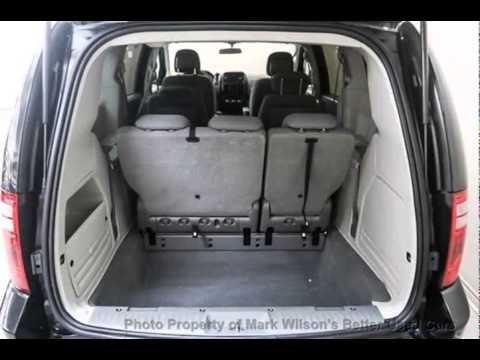 Mark Wilsons Better Used Cars 2010 Dodge Grand Caravan Se V6 Stow Go Quad Seats Roof Rack Youtube