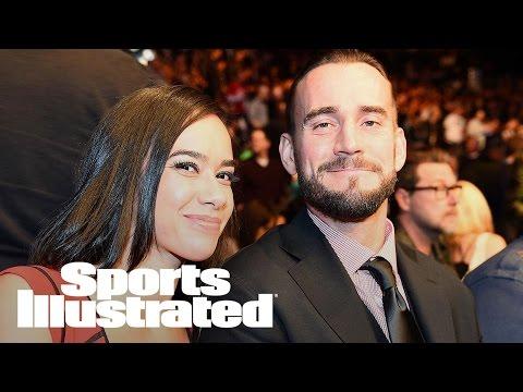AJ Mendez Brooks: 'I still support CM Punk's UFC dreams' | SI NOW | Sports Illustrated