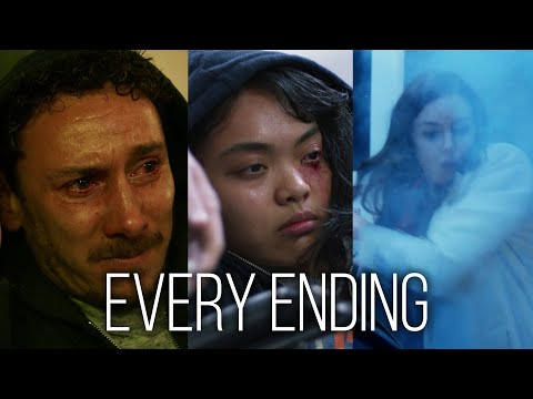 THE COMPLEX - ALL 9 ENDINGS
