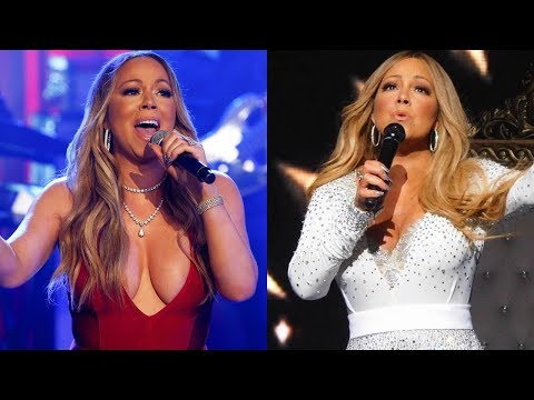 Mariah Carey - Early 2017 Vs. NOW Vocal Battle! (Live)