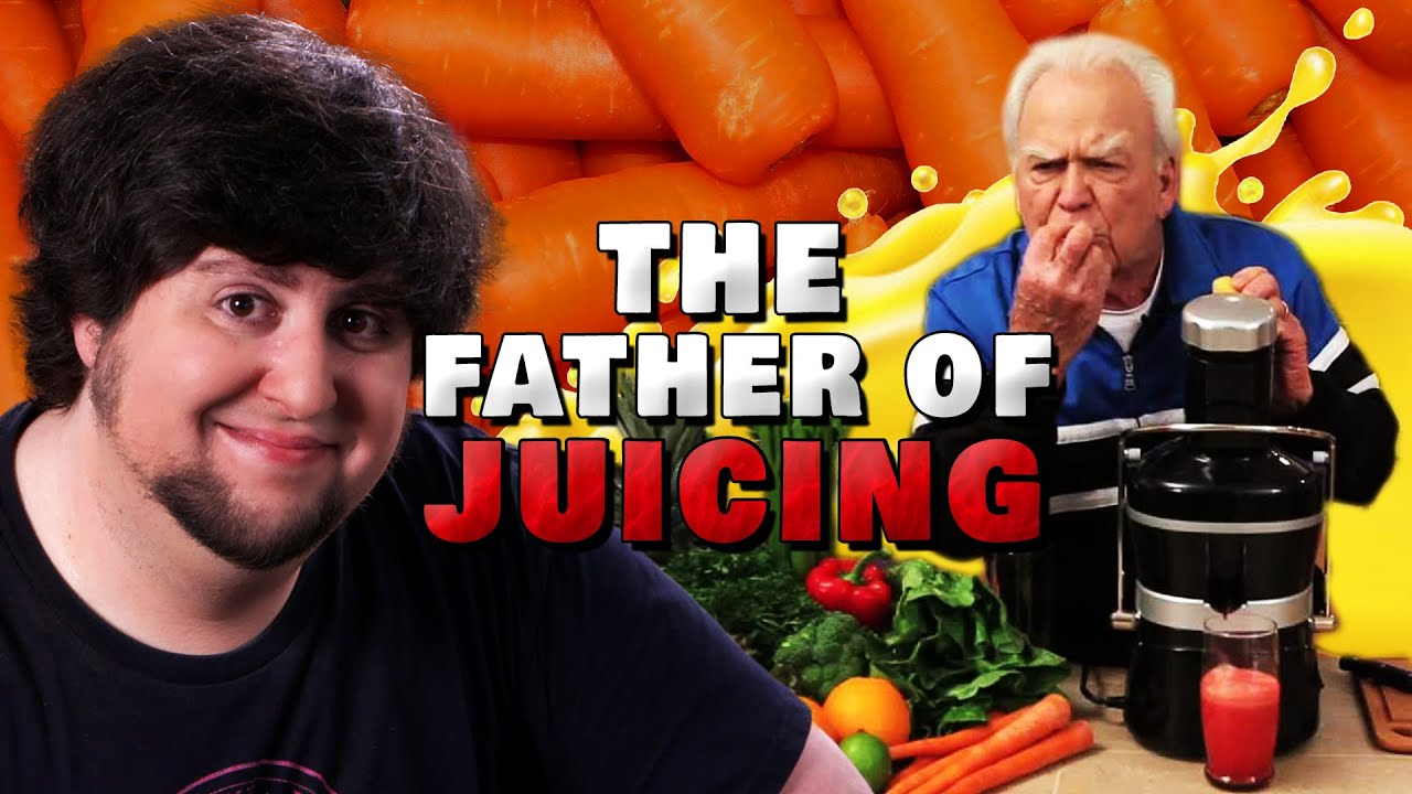 Download THE FATHER OF JUICING - JonTron