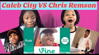 Caleb City vs Chris Remson Vines! Who is the Winner?!