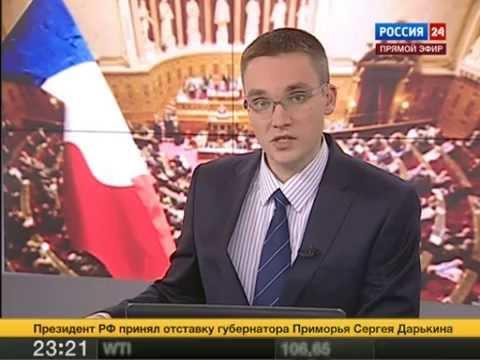 RUSSIA 24. French bill criminalizing Armenian genocide denial