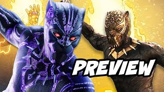 Black Panther 2018 Preview and Marvel Comics Changes Explained