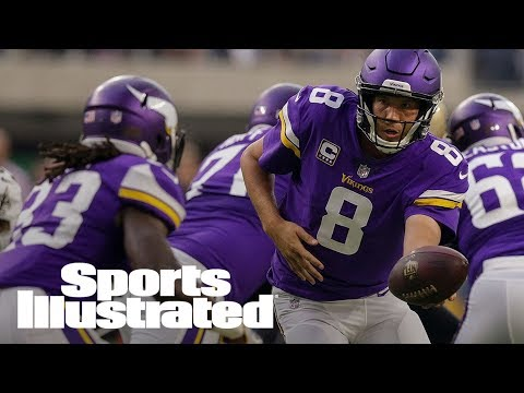 Vikings' Sam Bradford Out With Knee Injury Before Bucs Game | SI Wire | Sports Illustrated