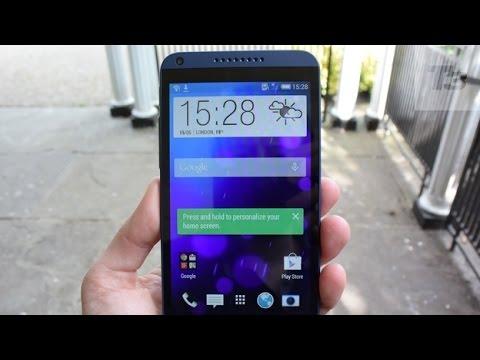 HTC Desire 816 обзор ◄ Quke.ru ►