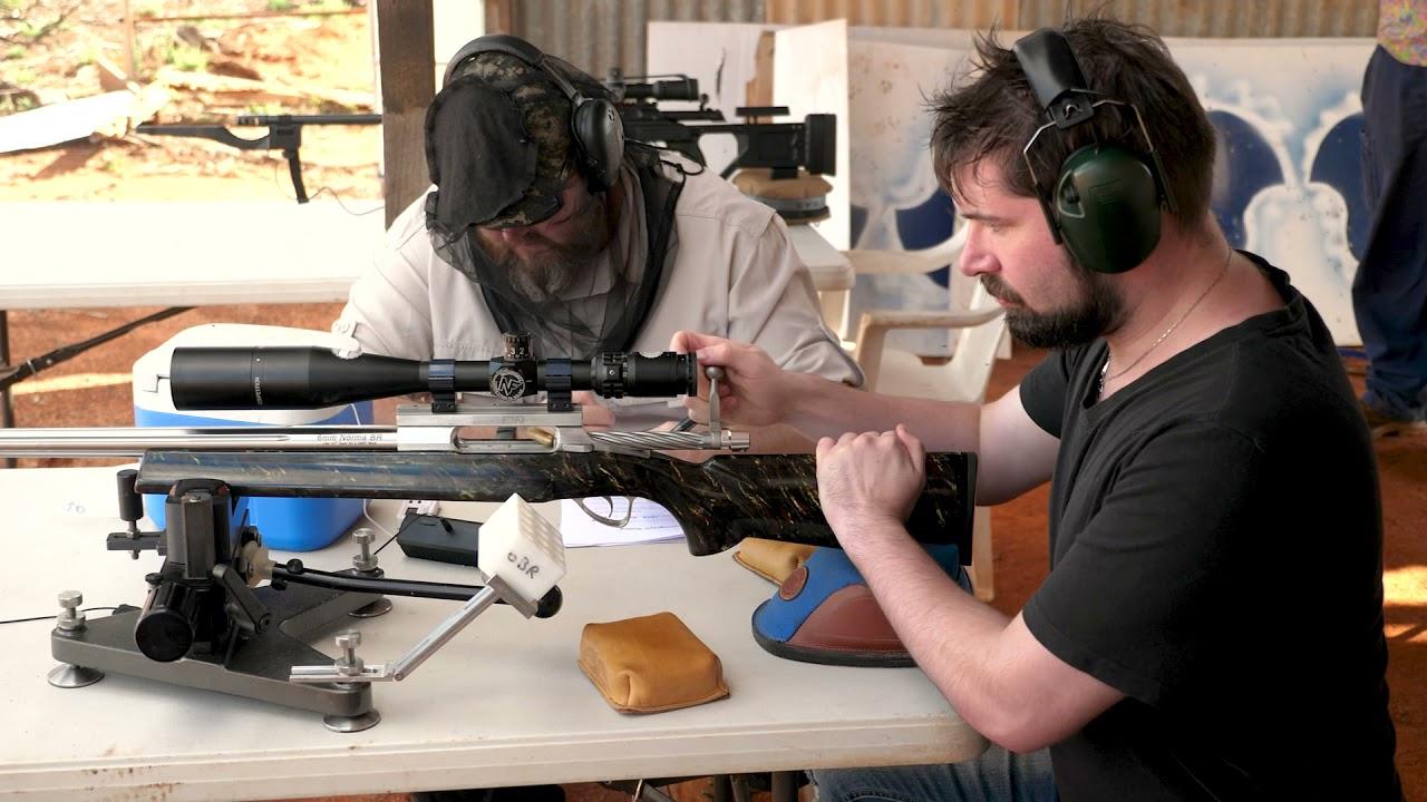 Precision Shooting Australia ammunition calibration, 7 May 2021