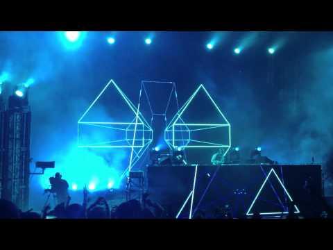 David Guetta intro at I Love This City SF 2012