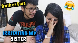 TRUTH or DARE!!! (Eating Ice Cream With Ketchup & Mayo, Singing Naach ke Pagal in Public etc.)