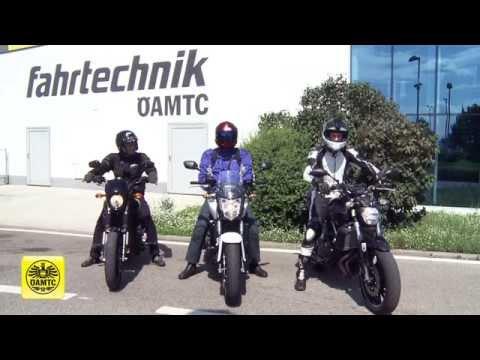Motorräder für Einsteiger