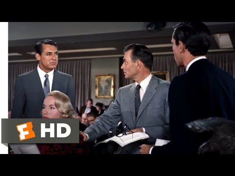 North by Northwest (1959) - The Art of Survival Scene (5/10) | Movieclips