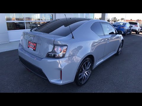 2016 Scion Tc Northern California Redding Sacramento Red Bluff Chico Ca Gj019582c