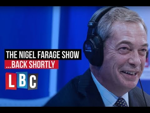 The Nigel Farage Show: 10th September 2017